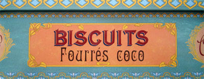 biscuits coco